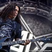 6 Luglio 2011 - Big 4 - Arena Concerti Fiera - Rho (Mi) - Slayer in concerto