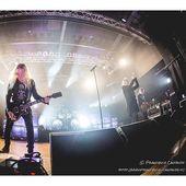 14 dicembre 2016 - Live Club - Trezzo sull'Adda (Mi) - Saxon in concerto