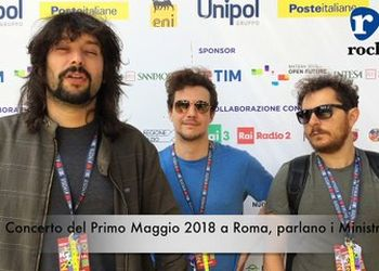 Concerto del Primo Maggio 2018 a Roma, i Ministri: la videointervista