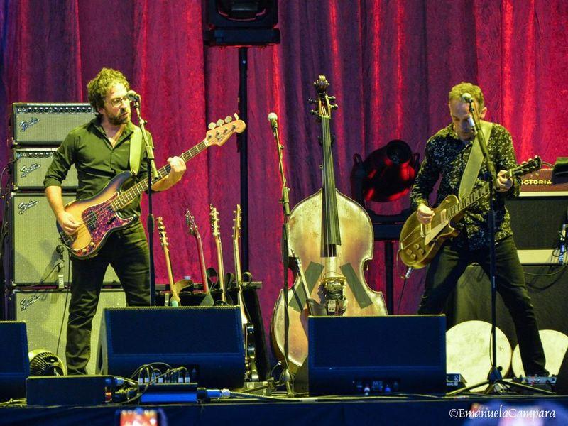 27 luglio 2018 - Ippodromo del Galoppo - Milano - Robert Plant in concerto