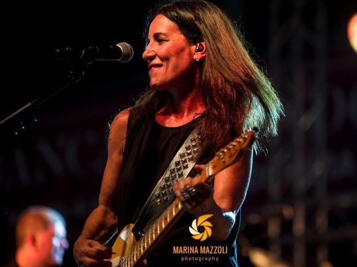 Sanremo 2019: la videointervista di Rockol a Paola Turci a Casa Sanremo