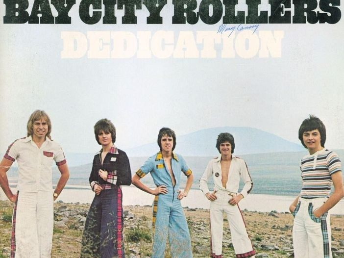 Tornano i Bay City Rollers
