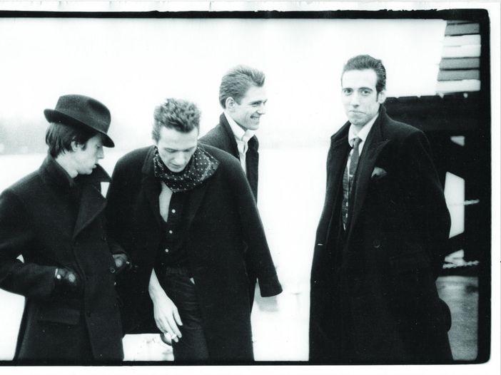 La miglior foto rock mai scattata? Quella sulla copertina di 'London calling' dei Clash (dice 'Q')