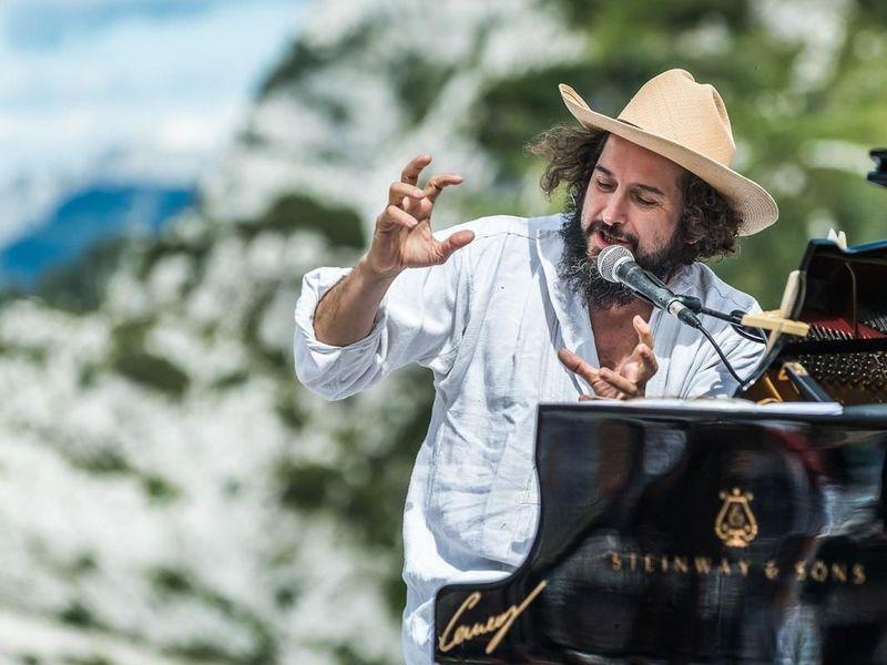 Vinicio Capossela al No Borders Music Festival 2017