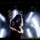 19 dicembre 2015 - The Cage Theatre - Livorno - Upon This Dawning in concerto