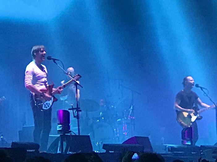 """Radiohead: ascolta la rara """"Ill Wind"""" ora disponibile allo streaming"""