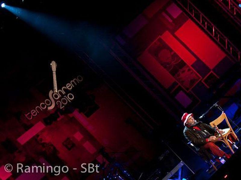 13 Novembre 2010 - Teatro Ariston - Sanremo (Im) - Enzo Del Re in concerto