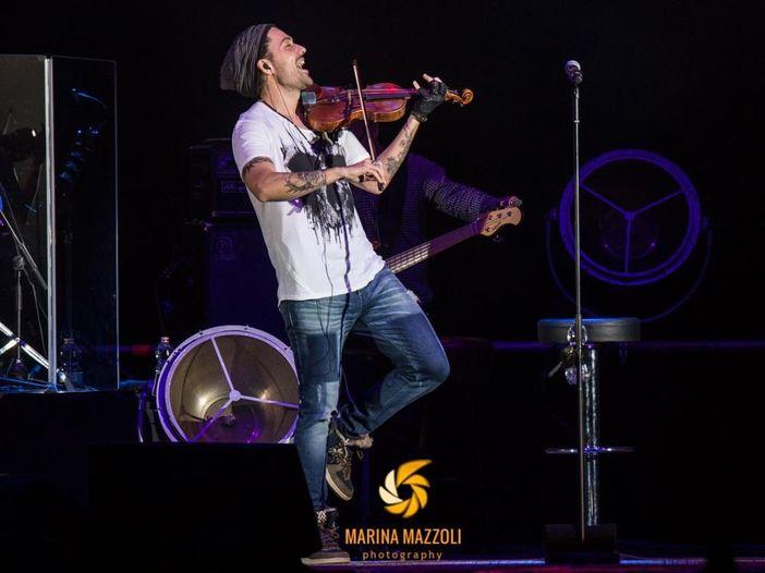 Concerti, David Garrett: sei live in Italia nel 2022