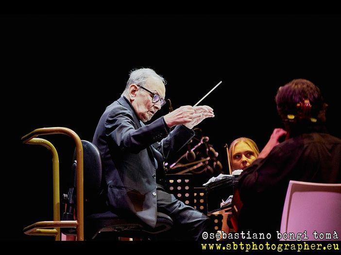 Concerti: nuove date italiane in primavera per Ennio Morricone