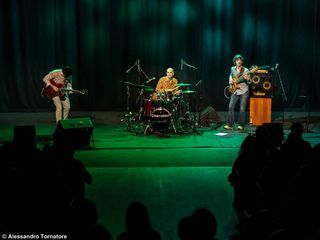 27 gennaio 2020 - Auditorium Parco della Musica - Roma - Trio Bobo in concerto