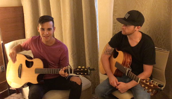 "Jacob Whitesides: ""Focus"" in versione #NoFilter: il video"