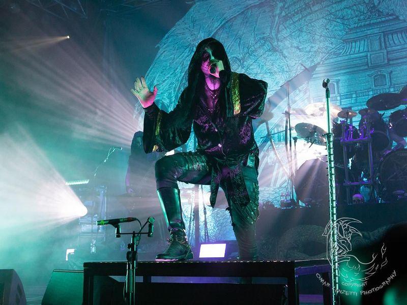 6 dicembre 2018 - Alcatraz - Milano - Dimmu Borgir in concerto