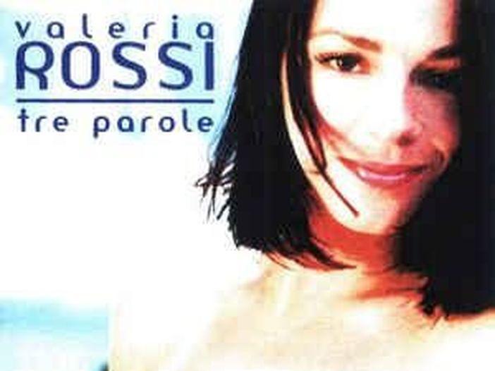 Valeria Rossi, non solo tre parole