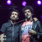 10 luglio 2013 - Villa Arconati - Castellazzo di Bollate (Mi) - Daniele Silvestri in concerto