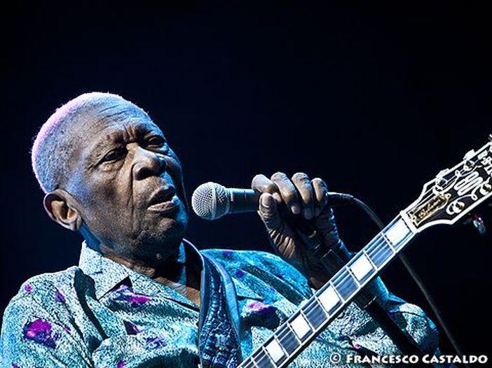 B.B. King: una delle chitarre 'Lucille' sarà messa all'asta
