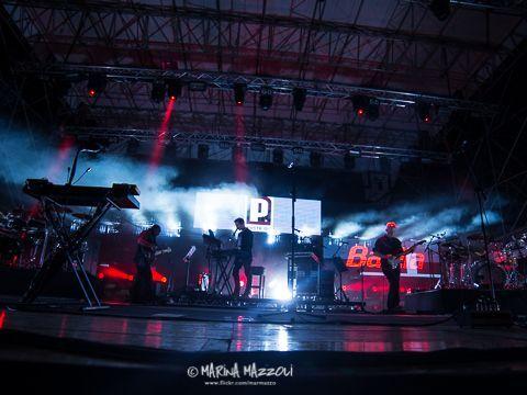 11 luglio 2014 - Arena del Mare - Genova - Massive Attack in concerto