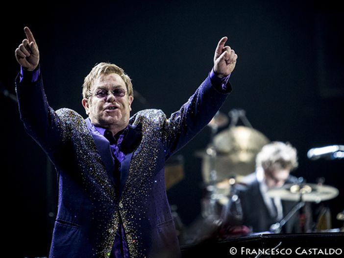 Elton John al lavoro su nuove canzoni con Jack Patterson (Clean Bandit)
