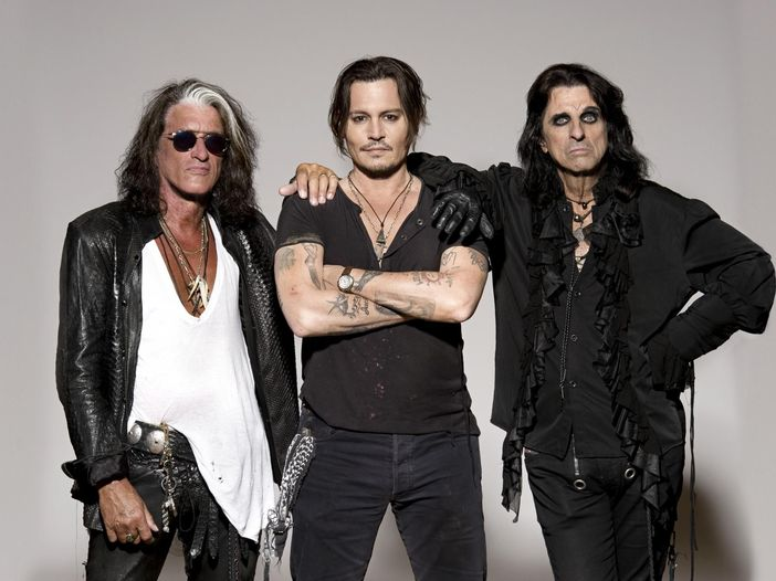 Concerti, Hollywood Vampires: quattro date in Europa in estate (ma nessuna in Italia)