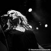 11 novembre 2012 - Alcatraz - Milano - Huntress in concerto