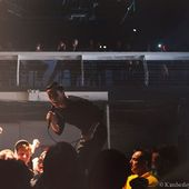 16 ottobre 2013 - Terminal 5 - New York - Savages in concerto