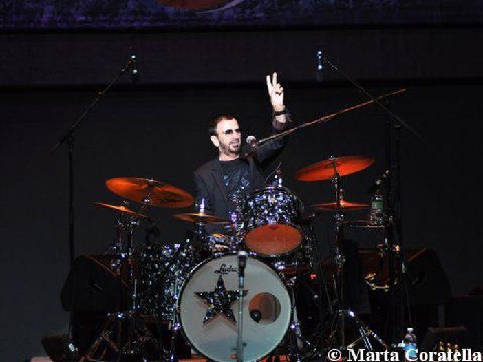 A Montecarlo la 'starr' è Ringo