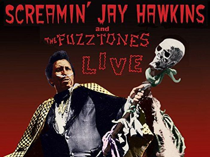 """Screamin' Jay Hawkins, """"I put a spell on you"""" e altre canzoni"""