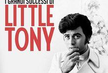 Little Tony, i grandi successi del Tom Jones italiano