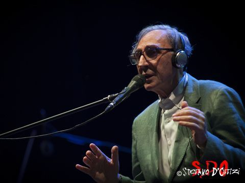 Franco Battiato, lo 'Short summer tour 2014' a Roma: il report del concerto