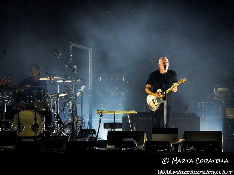2 luglio 2016 - Circo Massimo - Roma - David Gilmour in concerto