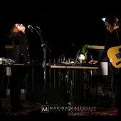 2 aprile 2016 - Giardini Luzzati - Genova - I'm Not A Blonde in concerto