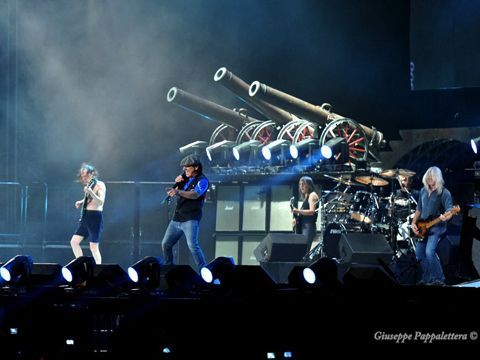 AC/DC, parla Brian Johnson: 'In tour entro la fine dell'anno'