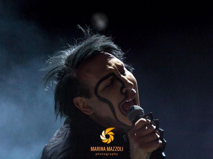 Marilyn Manson, in streaming il nuovo album. VIDEO