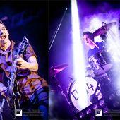 11 luglio 2013 - Ferrara sotto le Stelle - Piazza Castello - Ferrara - Arctic Monkeys in concerto