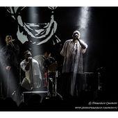 12 febbraio 2016 - Fabrique - Milano - Young Fathers in concerto