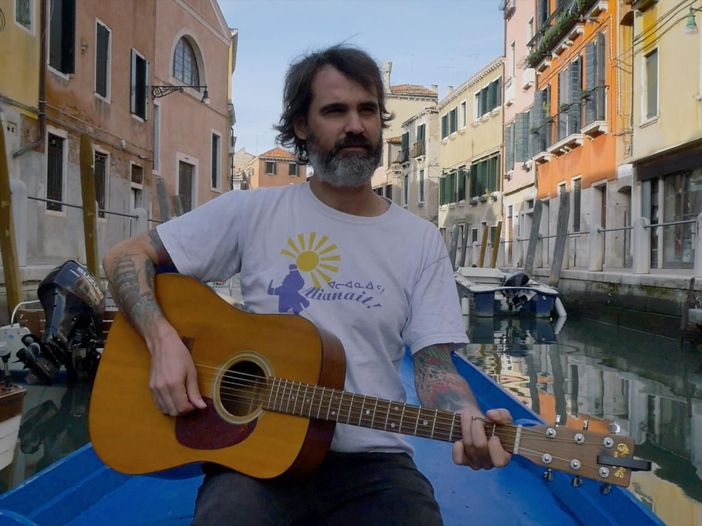 Indiemood sessions: Oldseed nei canali di Venezia - VIDEO