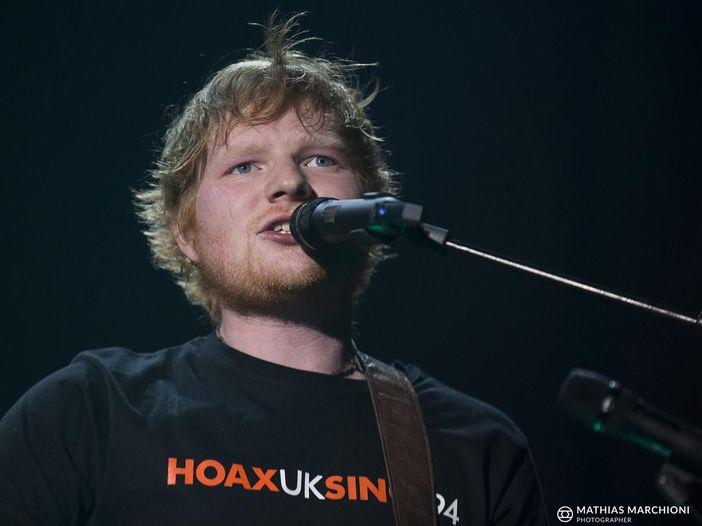 Ed Sheeran, nuovo album in arrivo?: 'Ho già pronte circa nove canzoni inedite'