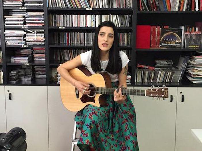 "Levante canta ""Abbi cura di te"": Live@Rockol - VIDEO"