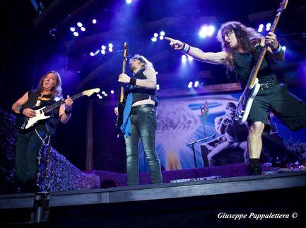Iron Maiden: in arrivo un doppio album live