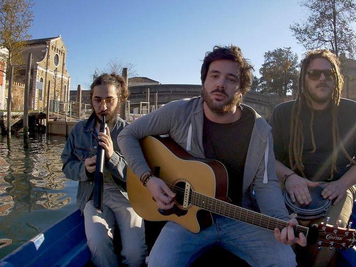 Indiemood sessions: Catch a Fyah nei canali di Venezia