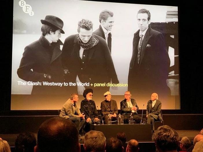 Clash, 40 anni di 'London Calling': il tributo di Federico Poggipollini. Video
