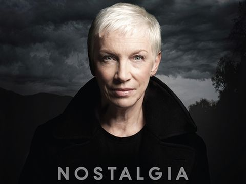 "Annie Lennox unveils her new album ""Nostalgia"" in London"