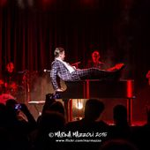 15 marzo 2015 - Teatro La Claque - Genova - Matthew Lee in concerto