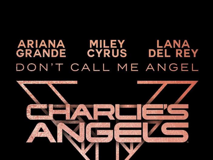 """Ariana Grande Lana Del Rey Miley Cyrus: guarda il video di """"Don't Call Me Angel"""""""