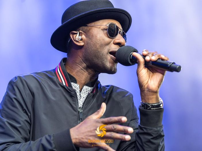 "Aloe Blacc canta ""My way"" per Rockol"