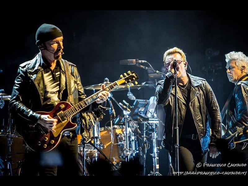 Il senso degli U2 per i gruppi spalla