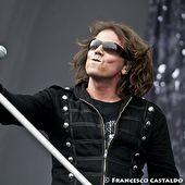 22 Giugno 2011 - Gods of Metal - Arena Concerti Fiera - Rho (Mi) - Europe in concerto