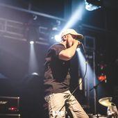 9 febbraio 2018 - Zona Roveri - Bologna - Hollywood Undead in concerto