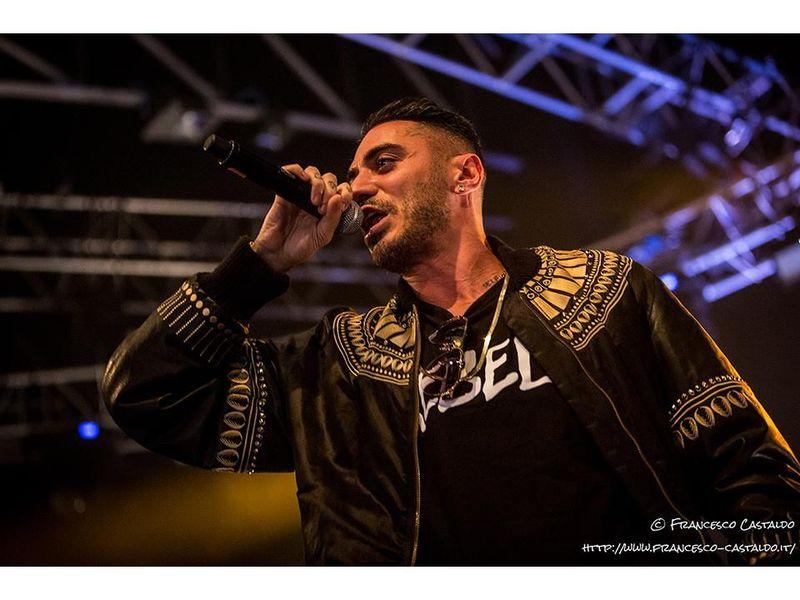 27 febbraio 2016 - Fabrique - Milano - Marracash in concerto
