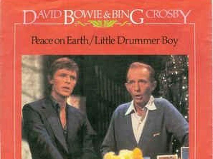 La mamma ordinò a David Bowie di cantare con Bing Crosby