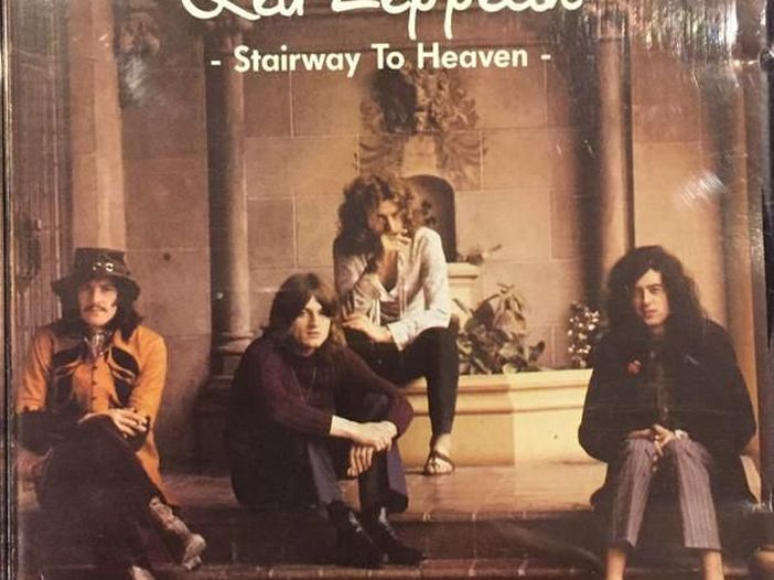 "Led Zeppelin, i 50 anni di ""Stairway to heaven"""